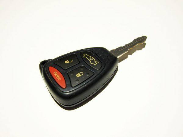 Ключ Jeep 3521A-T04B