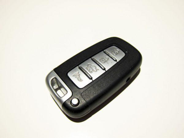 Ключ KIA 4 кнопки
