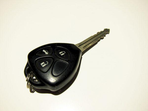 Ключ Toyota DENSO 12BBY